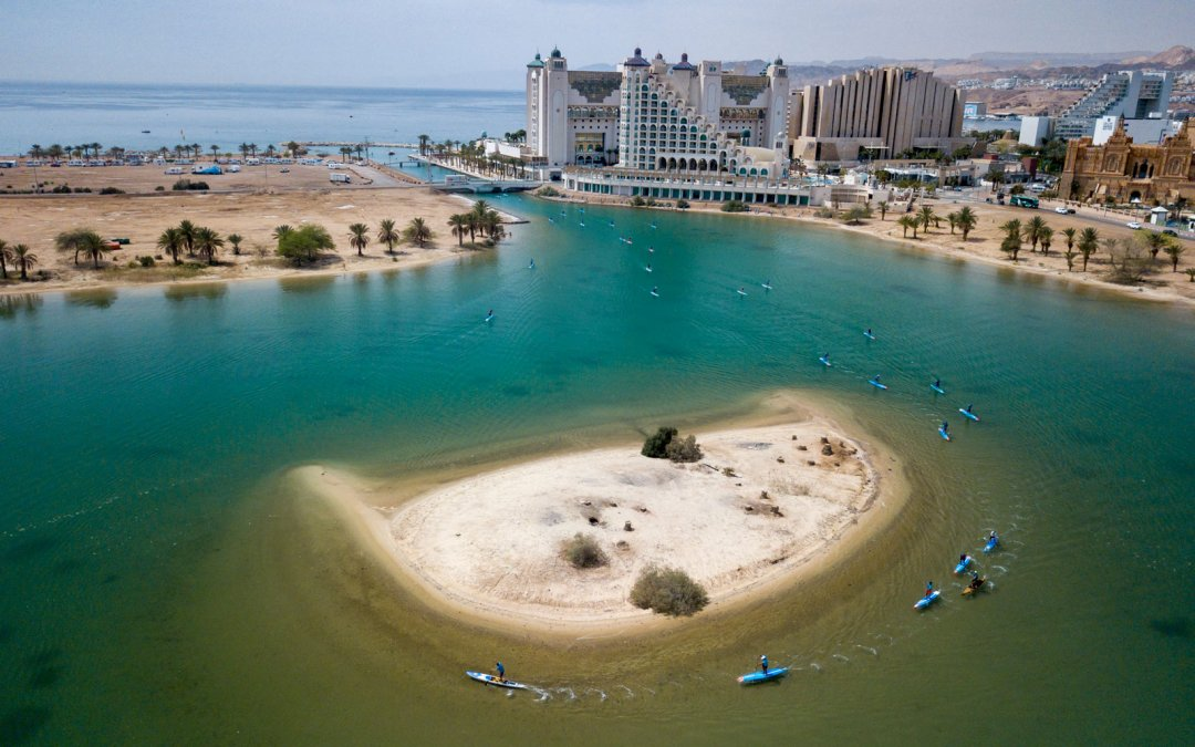Eilat SUP Tour 2018 Kicks Off Israel's SUP Season