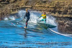 Santa Cruz Paddle Fest 2018 with Fiona Wylde
