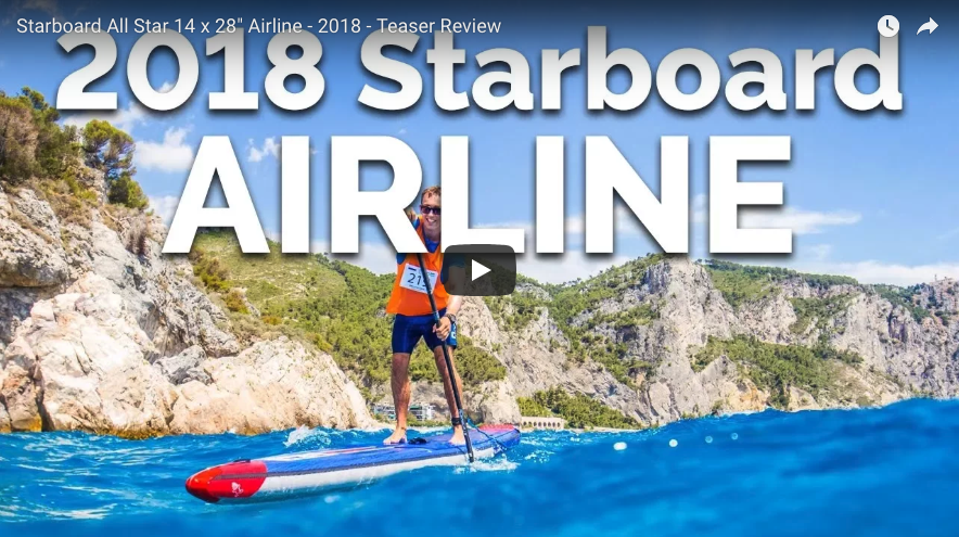 Inflatable All Star Reviewed by TheSupCompany