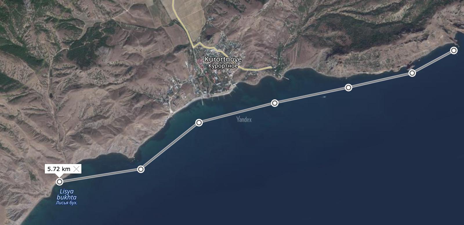 julia-karpacheva-paddleboarding-russia-black-sea-paddle-gps-map-route