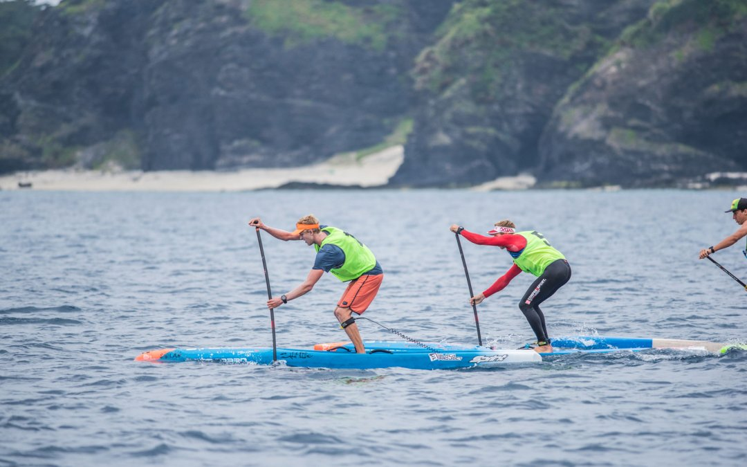 Connor Baxter and Sonni Hönscheid Crowned Champs at 2018 Kerama Blue Cup