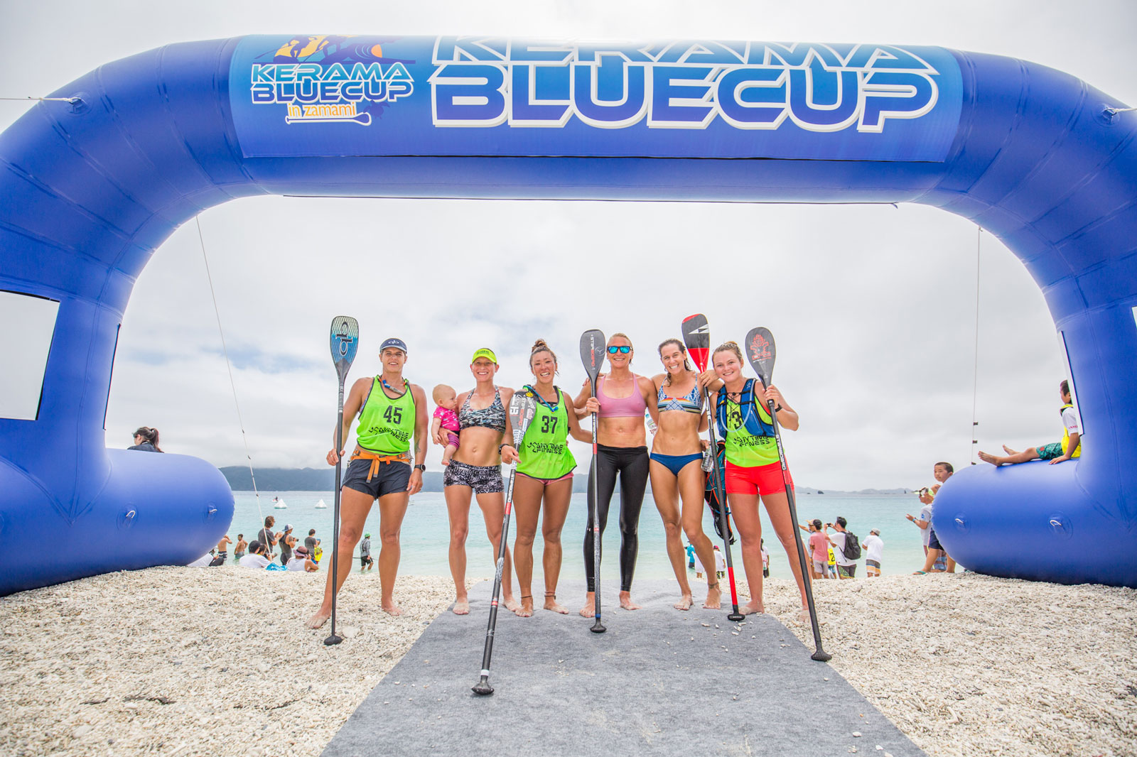 Connor-Baxter-and-Sonni-Honscheid-Crowned-Champs-at-2018-Kerama-Blue-Cup-PC-Georgia-Schofield-women-podium