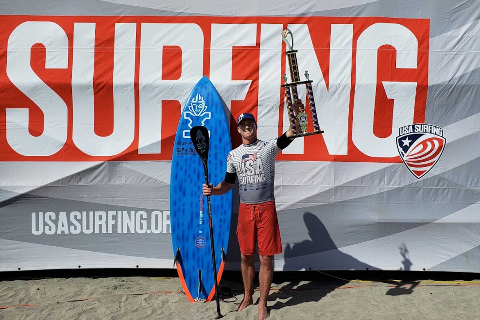 starboard-sup-sean-poynter-2018-USA-SUP-Surfing-Championships-Oceanside-Harbor-podium-2
