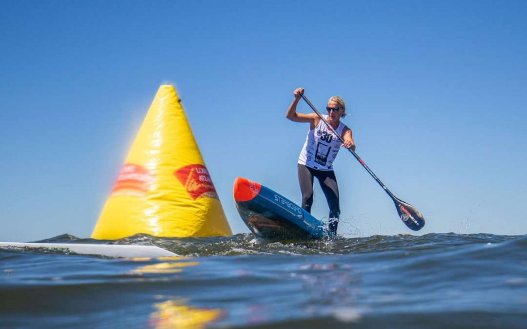 Sonni Hönscheid Wins 2018 Hossegor Paddle Games