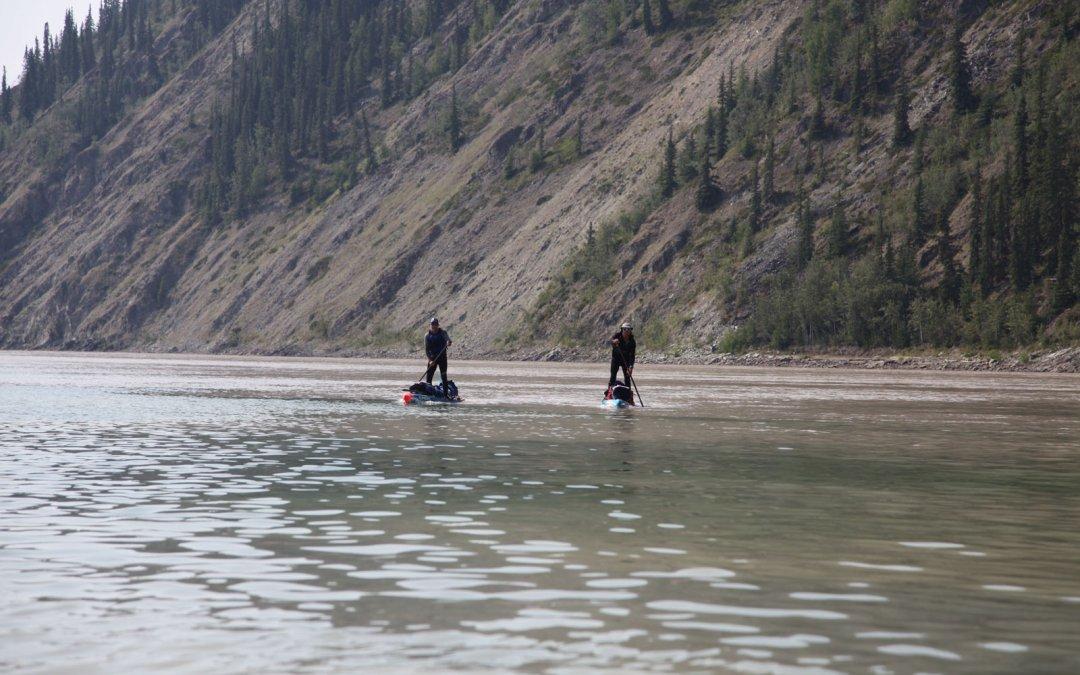 Team Starboard Attempt Yukon 1000
