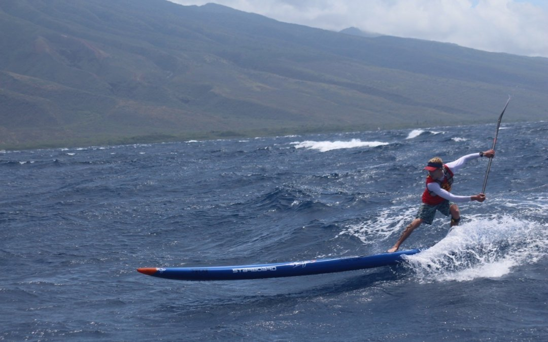 Connor Wins The 9th Annual Maui-2-Molokai Event