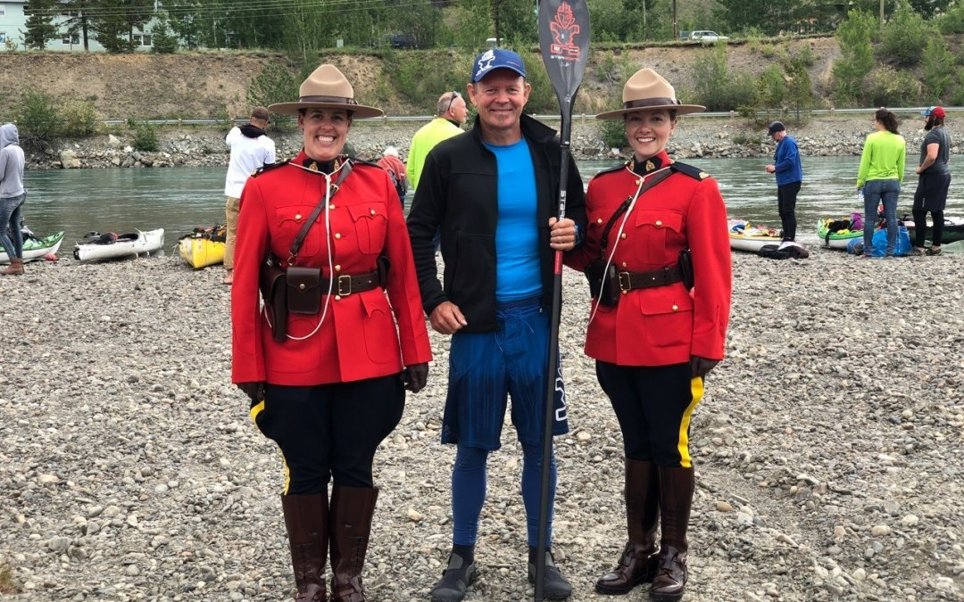 Bart de Zwart Conquers The 2018 Yukon River Quest