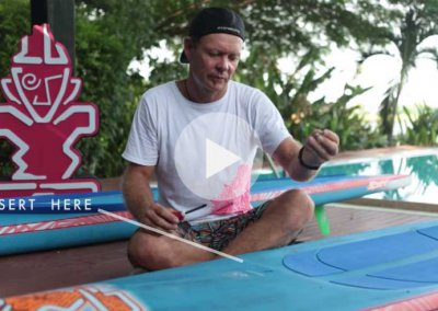 STARBOARD SUP RACE VALVE