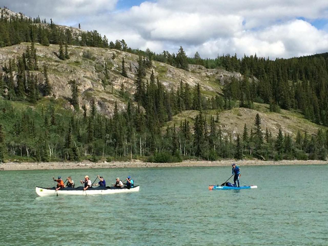 Starboard-SUP-Bart-de-Zwart-Conquers-The-2018-Yukon-River-Quest-4