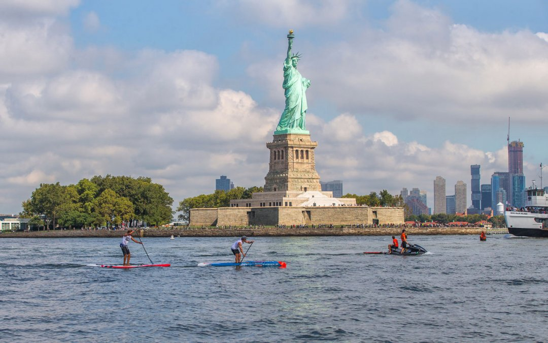 Michael Booth Reflects on 2018 APP New York SUP Open