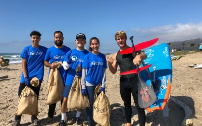 Update and Recap from Zane's Double Win at the Ventura Paddlesurf and Hydrofoil Championships