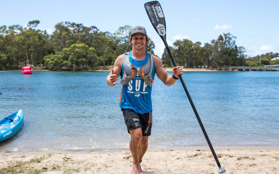Booth Wins 2018 Australian National Titles