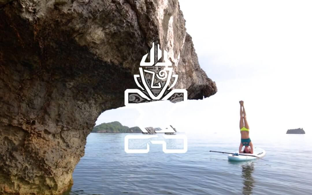 How to SUP Yoga Headstand with Kelly Huck