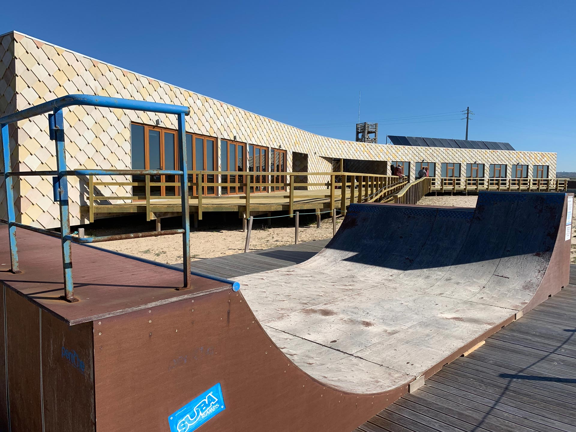 Nika-Brothers-Open-High-Performance-SUP-Center-in-Peniche-Portugal-skate-ramp