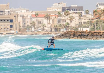 Trevor-Tunnington-Starboard-SUP-Dream-Team-Israel-foil-surf