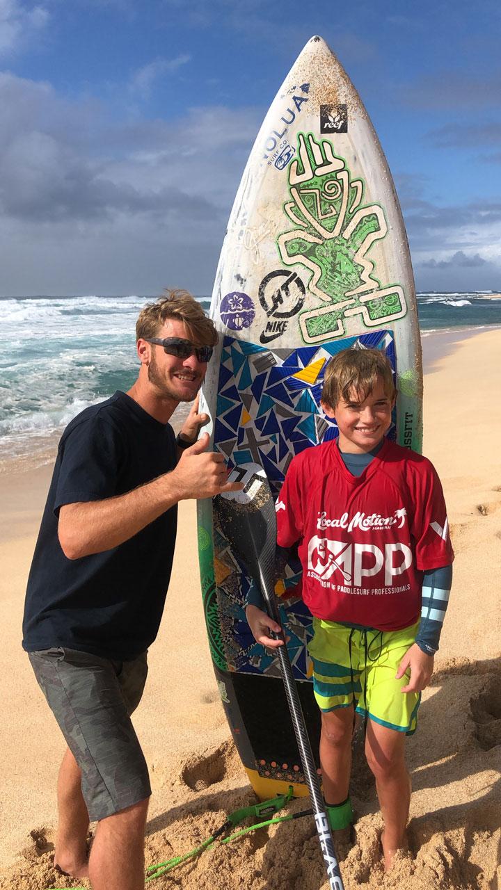 Starboard-Stand-Up-Paddleboarding-SUP-Surf-Zane's-2019-Sunset-Beach-Pro-Recap-Bobo