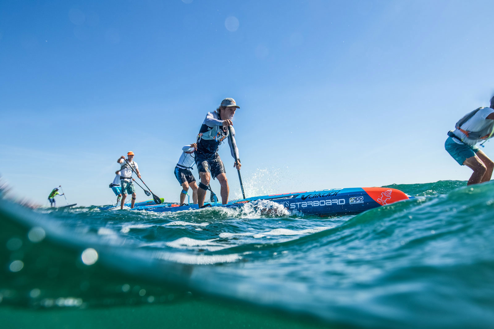 Michael-Booth-Set-to-Defend-Carolina-Cup-SUP-Race-Title-2019-Georgia-water-view