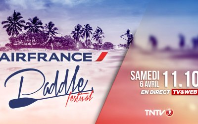 2019 Air France Paddle Festival LIVE STREAM