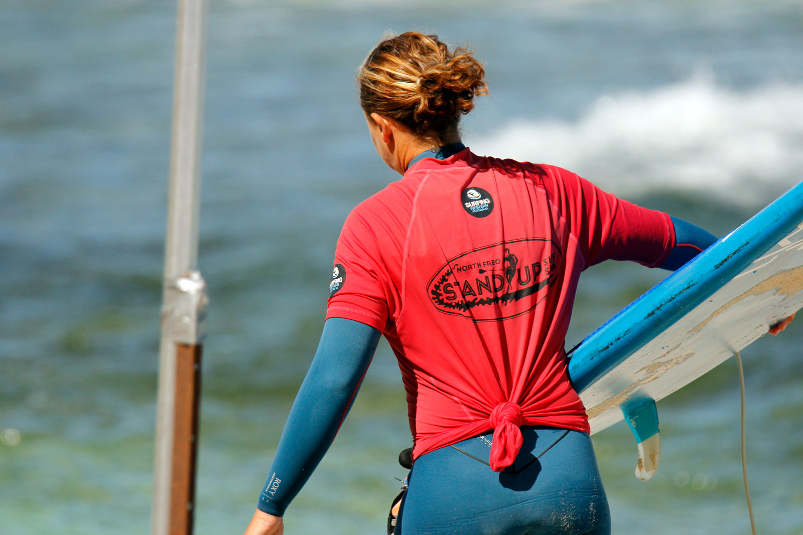 Starboard-SUP-Stand-Up-Paddle-surf-Shakira-Westdorp-Wins-2019-Rottnest-Island-SUP-Classic-Credits-Majeks-red-comp-shirt