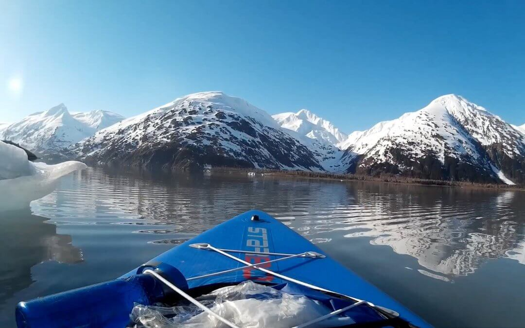 Exploring Alaska on the Starboard Inflatable Touring