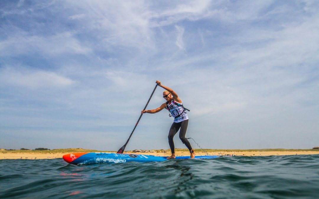 World's Best SUP Athletes Battle for Carolina Cup Titles this Weekend