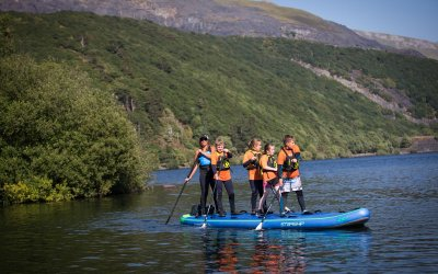 Psyched Paddleboarding becomes a SUPKids School
