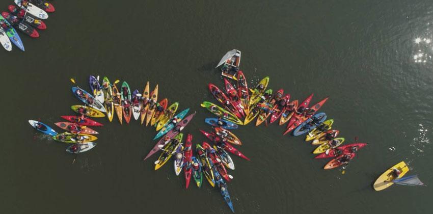 Join the Muziris Paddle 2020 in Kerala, India