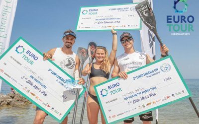Booth & Wylde Lead the Charge at 2019 Corfu Emerald Cup, Greece