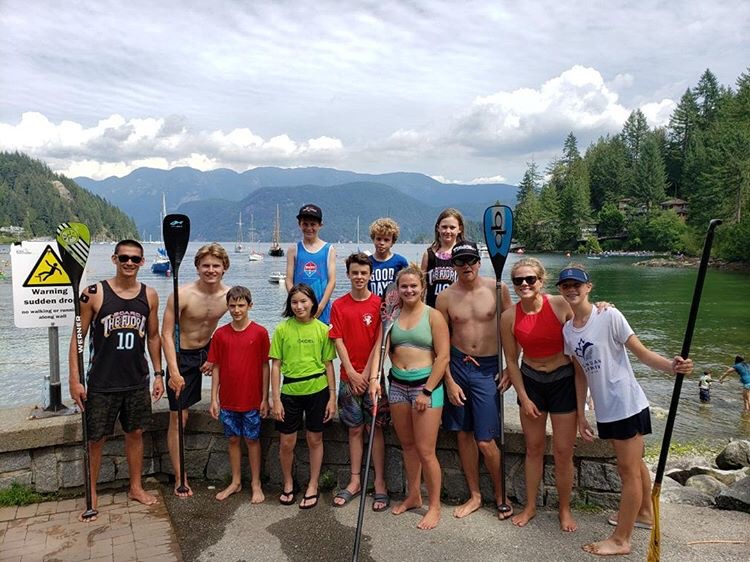 Fiona Wylde Scores at Canadian Downwind Champs in Squamish, BC 2