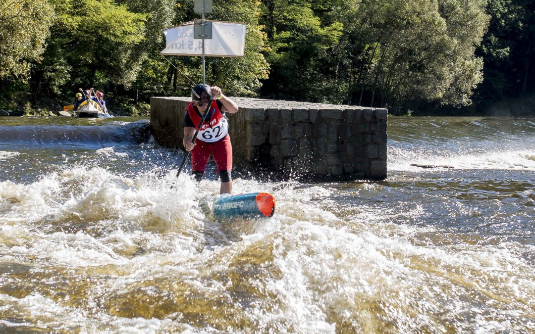 Exciting Krumlovsky River Marathon in Czech Republic