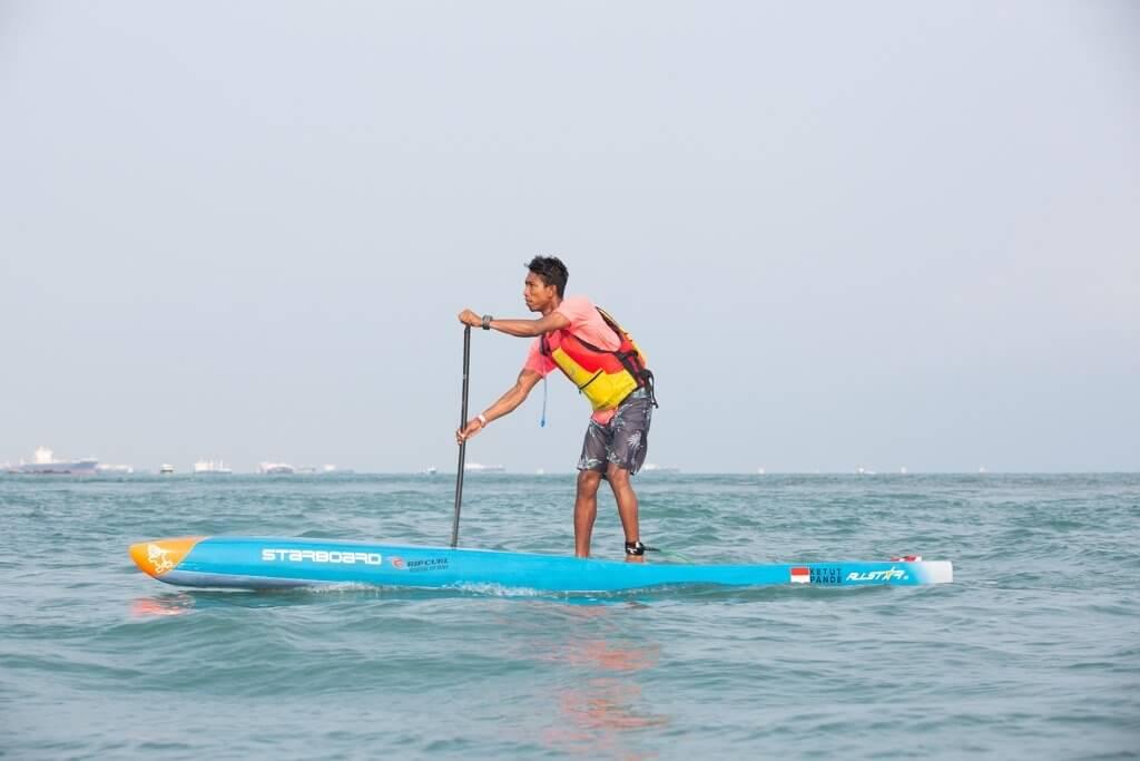 Singapore Ocean Cup 2019 Daniel Hasulyo Ketut 1