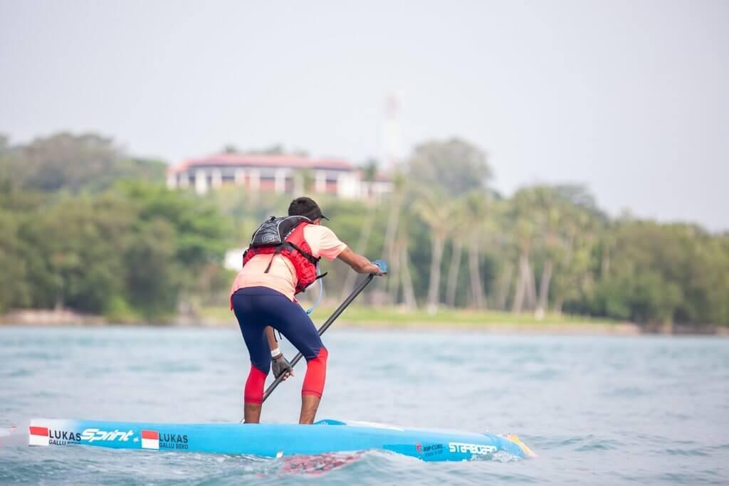 Singapore Ocean Cup 2019 Daniel Hasulyo Lukas 1